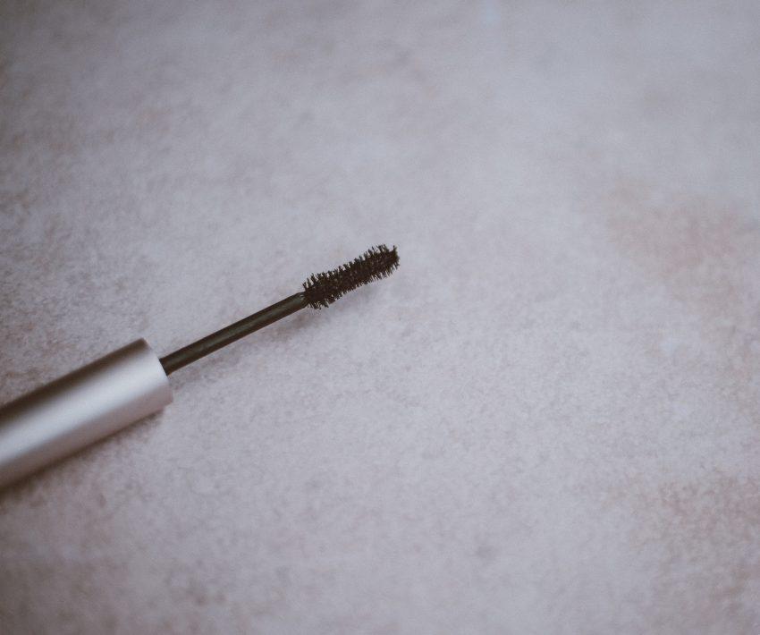 silver plastic tube